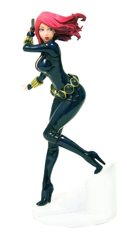 marvel-comics-black-widow-bishoujo-statue