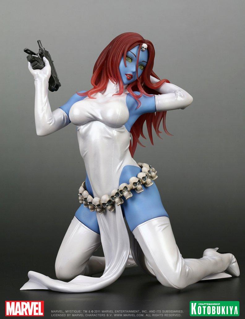 marvel-comics-mystique-bishoujo-statue
