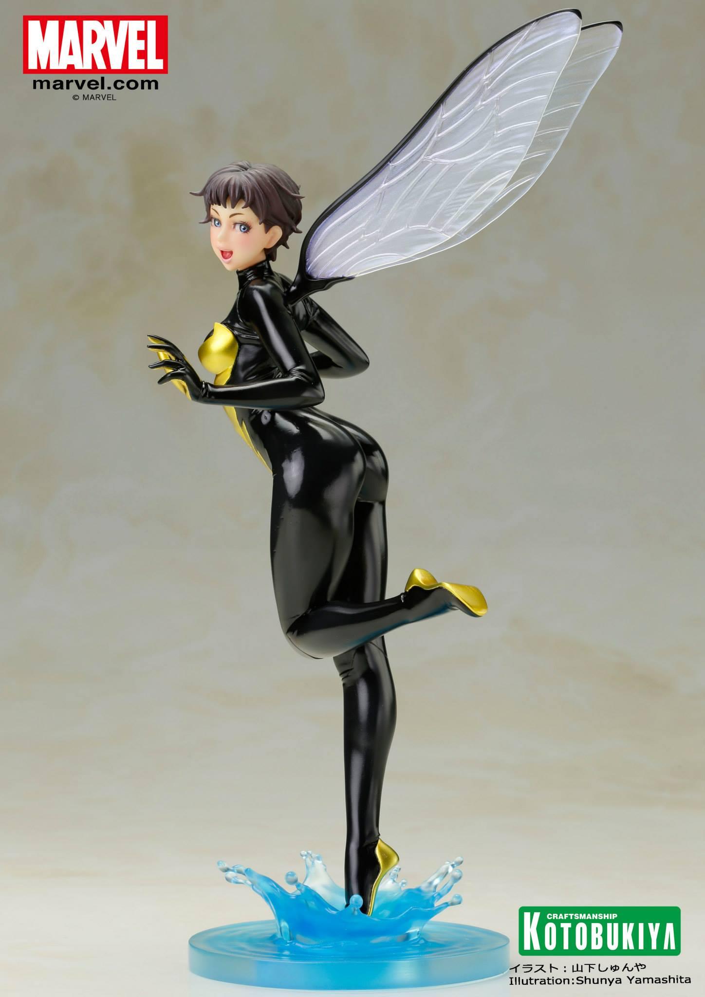 wasp-marvel-bishoujo-statue-kotobukiya-1