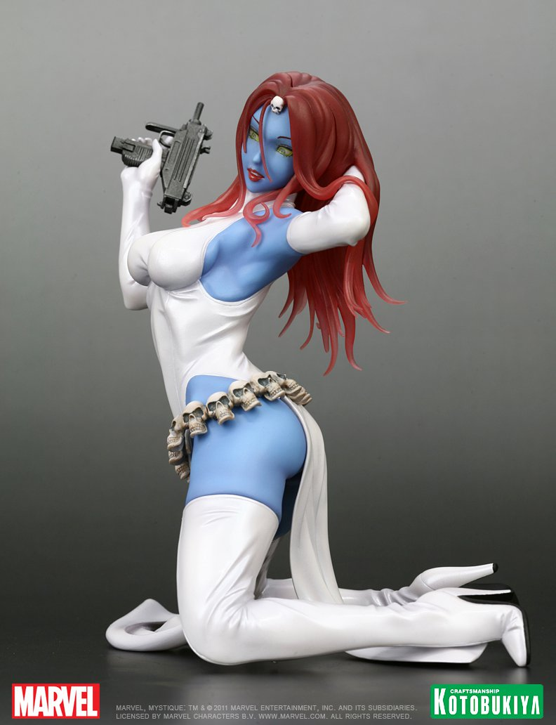 marvel-comics-mystique-bishoujo-statue-6