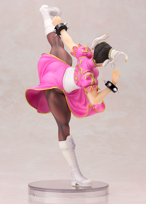 street-fighter-chun-li-pink-outfit-limited-version-bishoujo-statue-kotobukiya-3