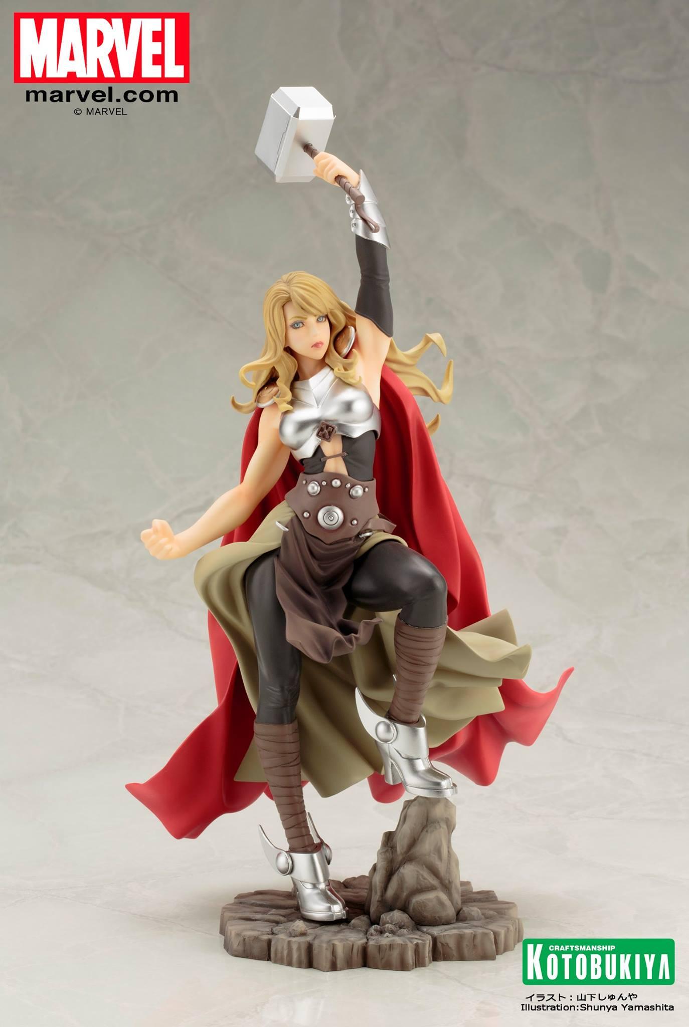 thor-bishoujo-statue-marvel-kotobukiya-5