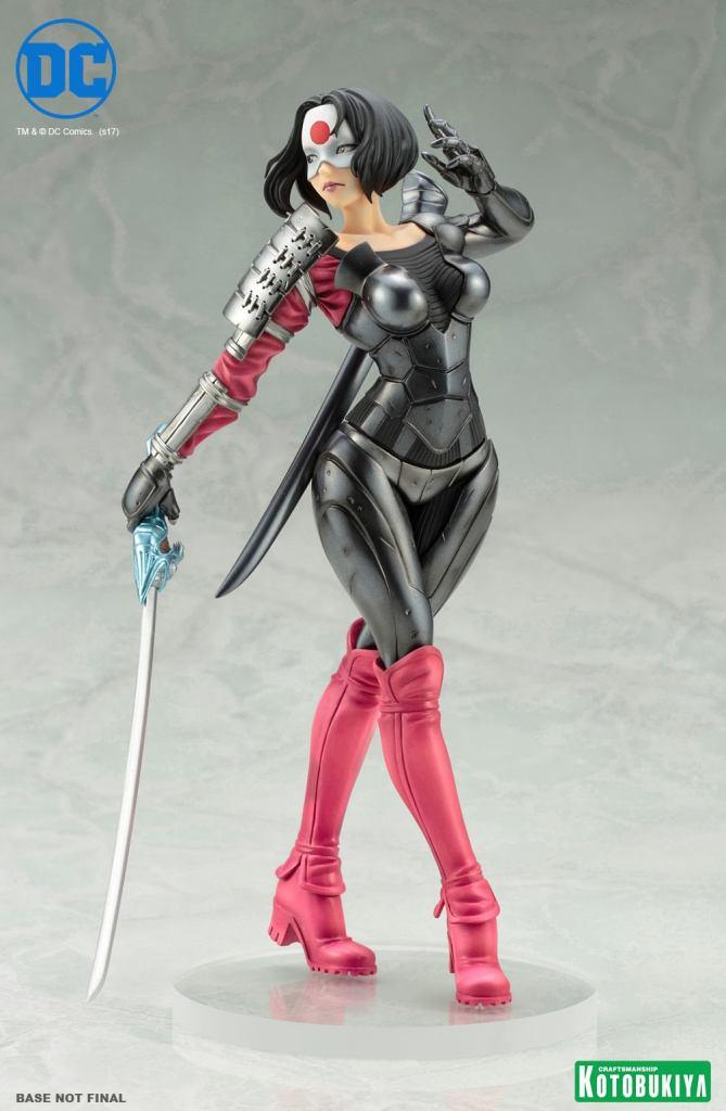 Katana Bishoujo Statue DC Comics Kotobukiya