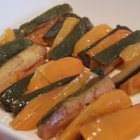 ירקות קלויים בסיר לבישול איטי - המתכון