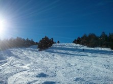 Fanningberg is certainly a nice small ski area in Lungau.