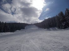 Perfect conditions at Hauser Kaibling.