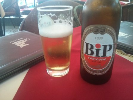BiP - Pivo sa ukusom piva (eng. Beer with the taste of a beer).
