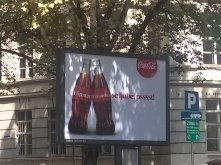 Always Coca Cola.