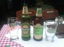 New beer-tastings: Pils Plus & Weifert.