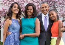 GREAT DAD: OBAMA CHOOSES DAUGHTER'S GRADUATION CEREMONY OVER MOHAMMED ALI'S FUNERAL