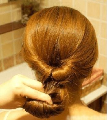 Tutorial Rambut Wanita Sanggul Modern Untuk Pesta Yang Mudah Dan Cepat