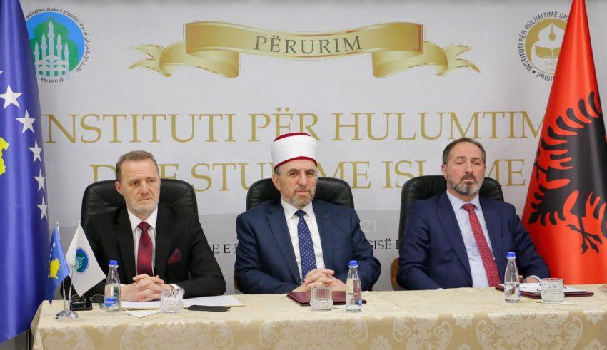 Përurohet Instituti për Hulumtime dhe Studime Islame