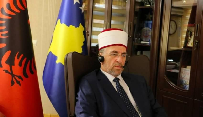 Myftiu Tërnava po merr pjesë në Konferencën me Imamët e Zvicrrës