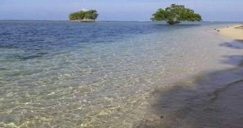Lawigan Beach in Bislig City