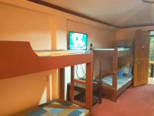 Dormitory room in Dungaw Farm Resort in Bislig City