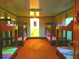 Dormitory room in Dungaw Farm Resort