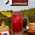 Applebee's $1 Drink for November Vodka Cranberry Lemonade
