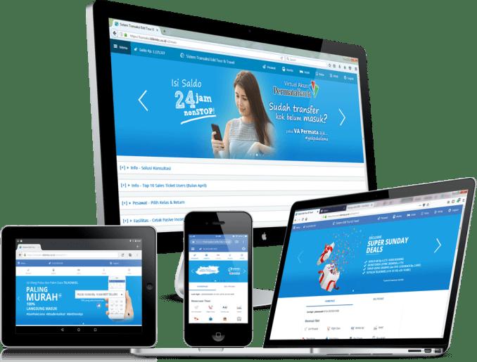 Cara gampang memiliki bisnis travel agent online di Baruga Karamat Buol