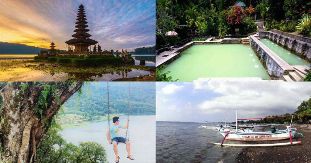 Paket Tour Bali Harga Terjangkau dari Pekanbaru
