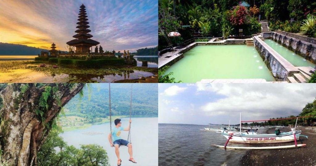 Paket Tour Bali Murah dari Gunungsitoli