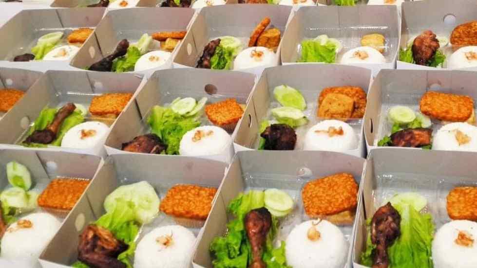 Usaha Catering Box