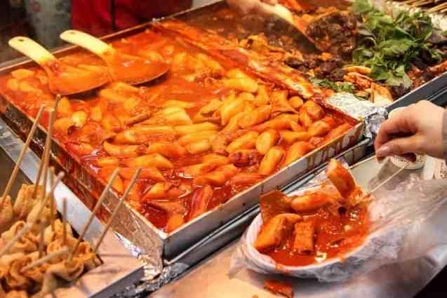 street food Korea paling laris di Indonesia