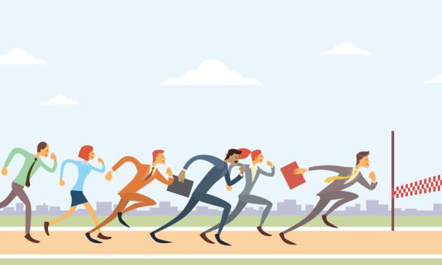 Menghadapi Persaingan Untuk Sukses – Crossline, upline, downline