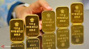 Harga Emas Antam Menurun Ke Rp621000gram Bisnispro