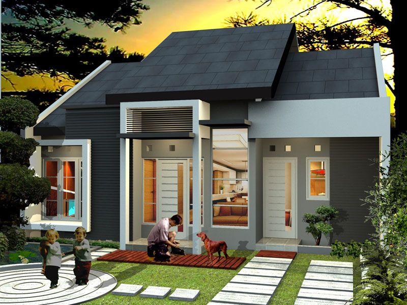 Model Desain Rumah Minimalis Sederhana 1 Lantai Berbagi Info Dan