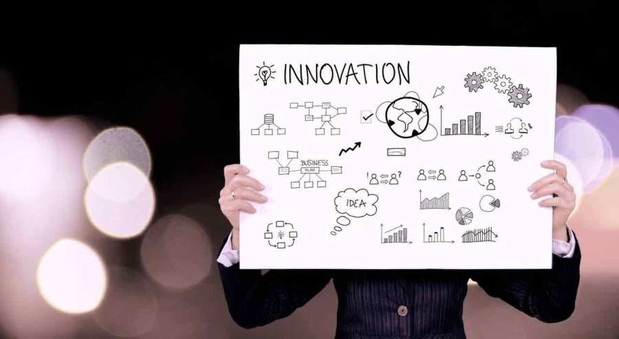 Startup innovation, foto: Pexels