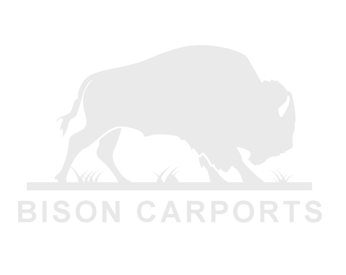 Bison Carports Logo