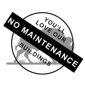 No Maintenance Logo