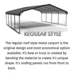 Regular Round Style