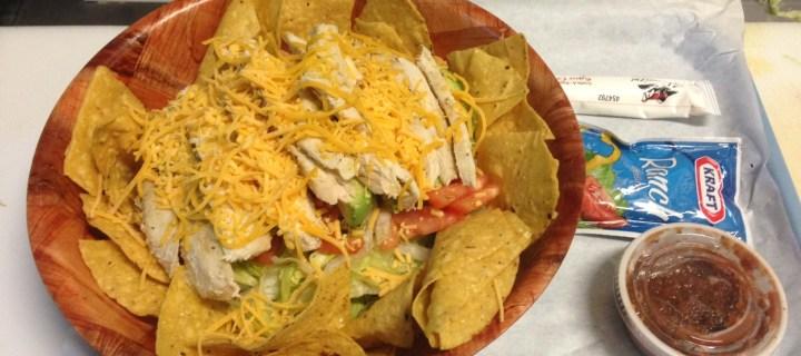 Tortilla Chicken Salad