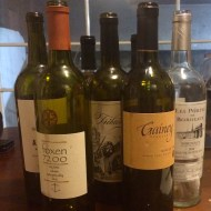 We love wine.