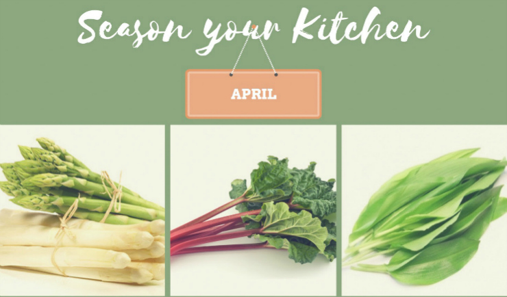 Season your kitchen - April