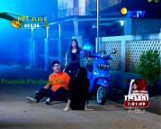 Foto Prilly Sisi dan Tobi Ganteng-Ganteng Serigala Episode 72