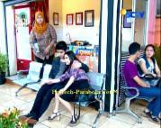 Foto Romantis Aliando dan Prilly Ganteng Ganteng Serigala Eps 60