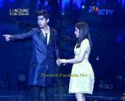 Foto Mesra Aliando dan Prilly GGS LIVE SCTV-3