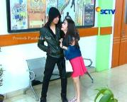 Romantis Aliando dan Prilly GGS Episode 357