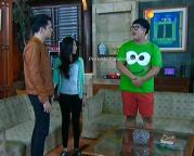 Kevin Julio, Jessica Mila dan Ricky Cuaca GGS Episode 428