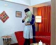 Romantis Nabila Syakieb dan Shaheer Syeikh Cinta Di Langit Taj Mahal