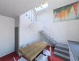 Mezonetový byt B/Podkrovie bytového domu, Ružomberok-Malé Tatry/bistan.sk