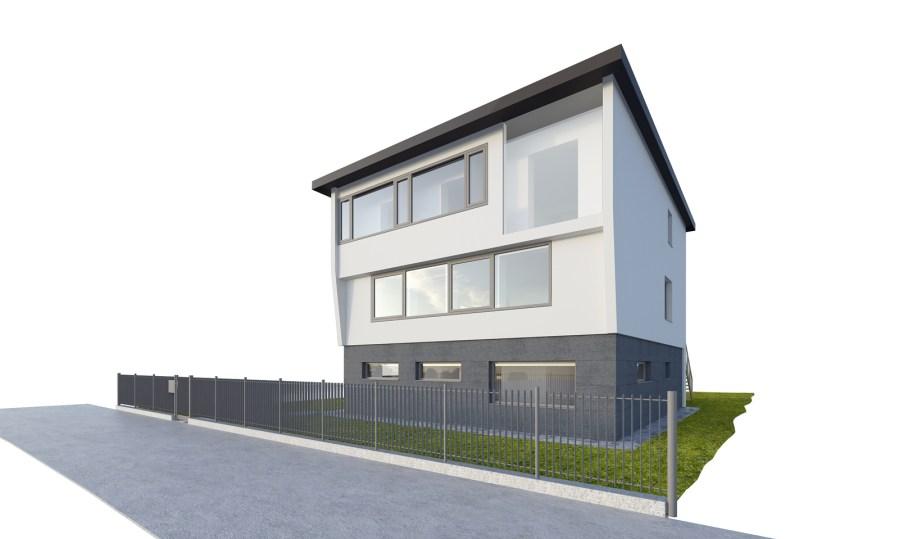 Prestavba rodinného domu, Ruzomberok-centrum/bistan.sk