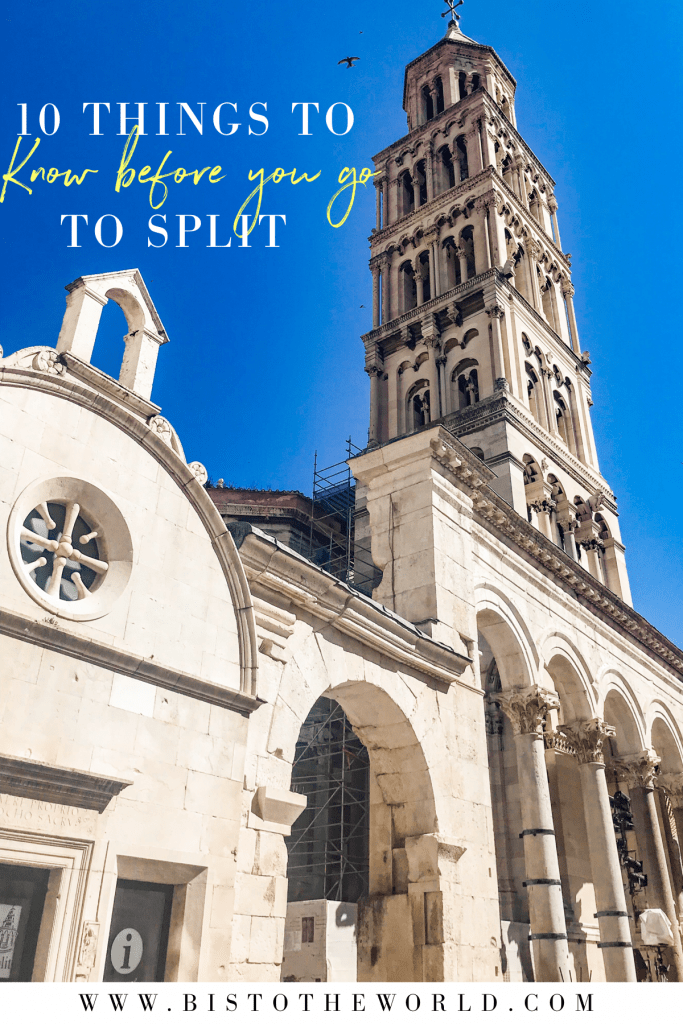 Know before you go to Split