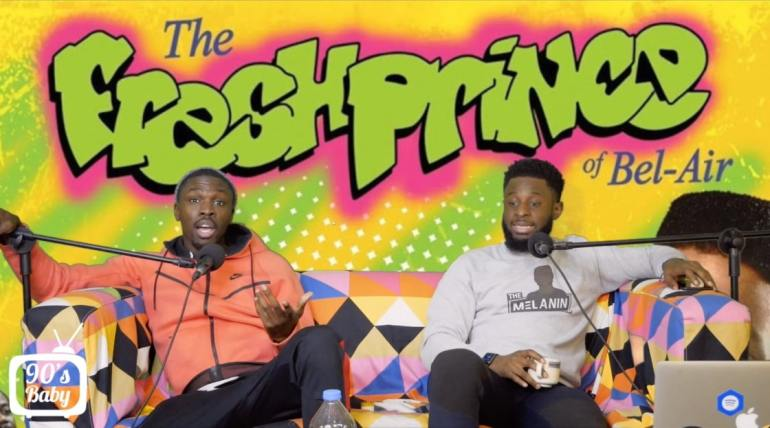 Podcasts to entertain and inspire 90s baby show