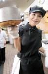 みかんのシフォンケーキ♥