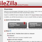 Ubuntu14.04にFileZillaの最新版を入れる