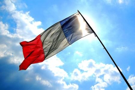 France's National Flag