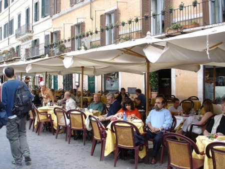 Long lunches in Italy may soon be a thing of the past. Photo courtesy of EuroCheapo